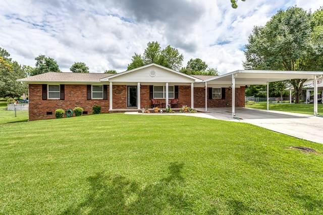 2637 Shropshire Blvd, Powell, TN 37849 (#1128647) :: Venture Real Estate Services, Inc.