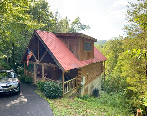 4167 Mountain Rest Way, Sevierville, TN 37876 (#1128692) :: Realty Executives