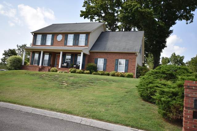 915 Westin Woods Lane, Seymour, TN 37865 (#1128695) :: Realty Executives