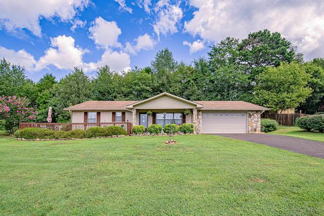2145 Red Bank Circle, Sevierville, TN 37876 (#1128701) :: Exit Real Estate Professionals Network