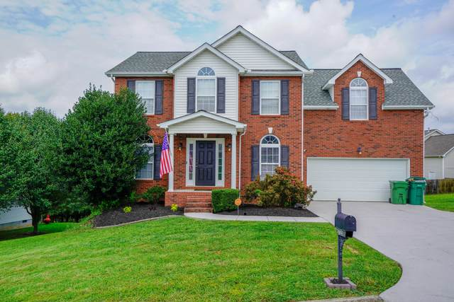 5725 Parasol Lane, Knoxville, TN 37924 (#1128710) :: The Sands Group