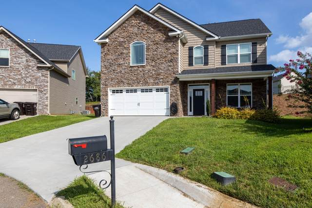 2686 Brooke Willow Blvd, Knoxville, TN 37932 (#1128730) :: The Sands Group