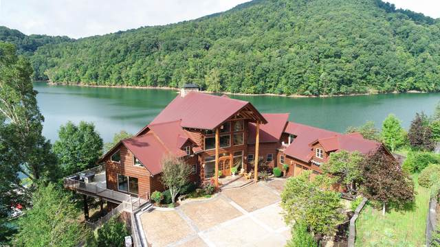2151 Whistle Valley Road, New Tazewell, TN 37825 (#1128743) :: Realty Executives