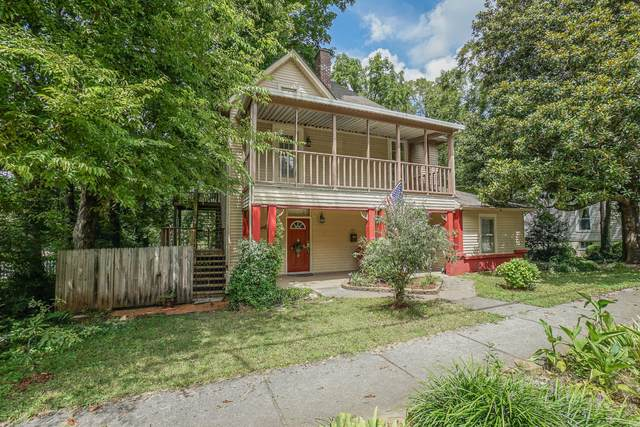 341 Indiana Ave, Maryville, TN 37803 (#1128813) :: Tennessee Elite Realty