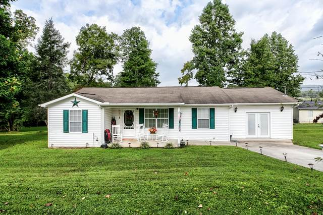 149 Crowley Circle, Jacksboro, TN 37757 (#1128830) :: Realty Executives Associates