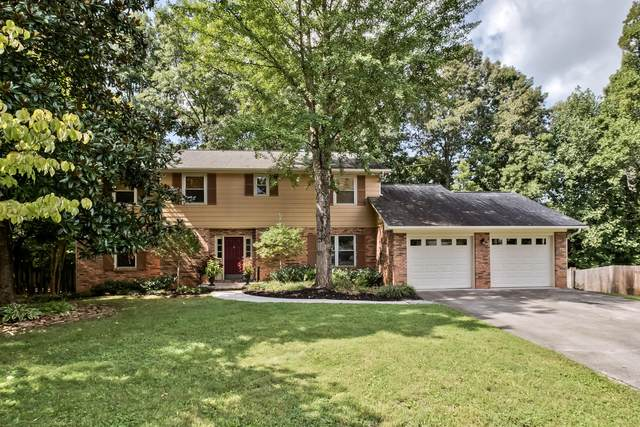 8707 Villa Crest Circle, Knoxville, TN 37923 (#1128855) :: Venture Real Estate Services, Inc.
