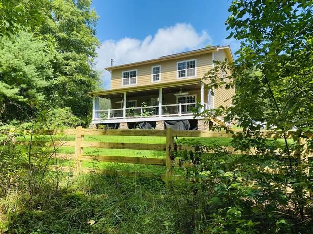 899 S Fork Drive, Jamestown, TN 38556 (#1128958) :: Adam Wilson Realty
