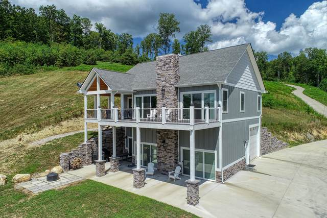 301 Mountain Way, Sharps Chapel, TN 37866 (#1128988) :: Realty Executives
