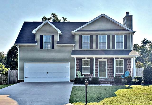1815 Turning Point Rd, Powell, TN 37849 (#1129032) :: Catrina Foster Group