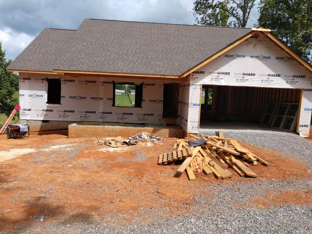 121 Johnny Way, Maryville, TN 37801 (#1129056) :: Venture Real Estate Services, Inc.