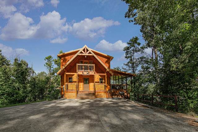 1140 E Kings Ridge Rd, Gatlinburg, TN 37738 (#1129090) :: The Terrell Team