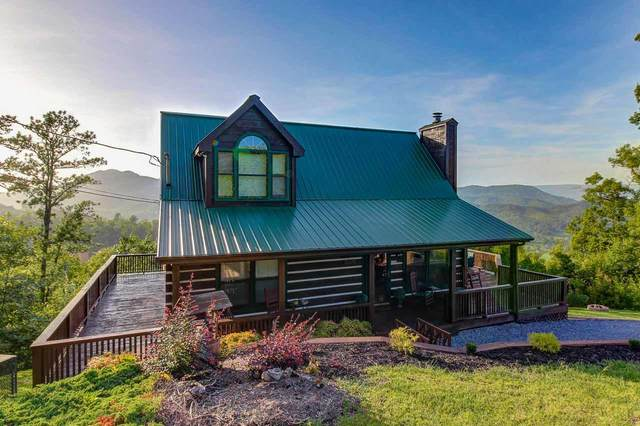 3933 Glenview Way, Sevierville, TN 37862 (#1129126) :: The Terrell Team