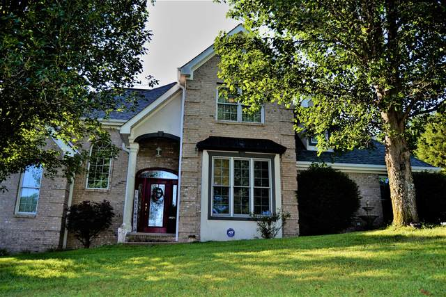144 Links Court, Tazewell, TN 37879 (#1129167) :: Billy Houston Group