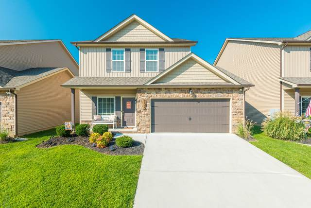 1529 Silver Spur Lane, Knoxville, TN 37932 (#1129380) :: Venture Real Estate Services, Inc.