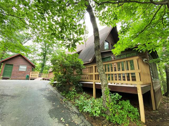 1849 Luzerne Drive, Gatlinburg, TN 37738 (#1129391) :: Shannon Foster Boline Group