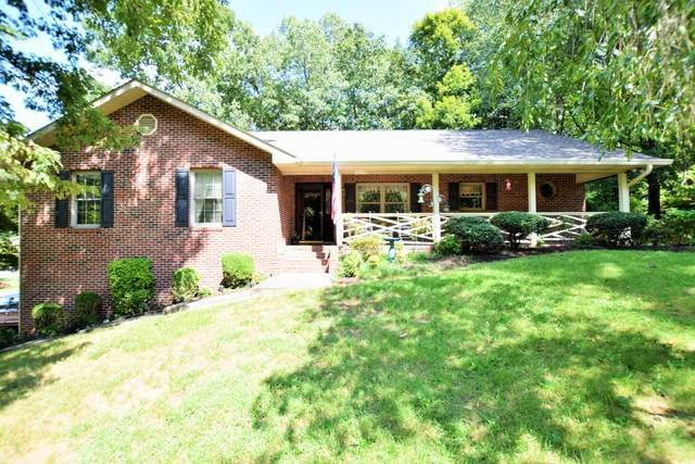 7902 Camberley Drive, Powell, TN 37849 (#1129402) :: Realty Executives