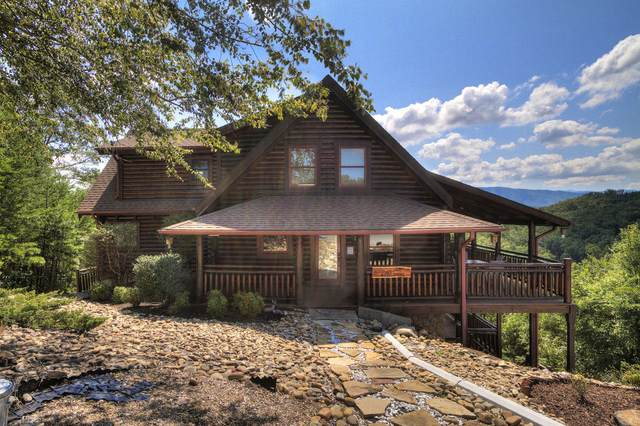 4306 Covered Wagon Rd, Sevierville, TN 37862 (#1129404) :: Venture Real Estate Services, Inc.