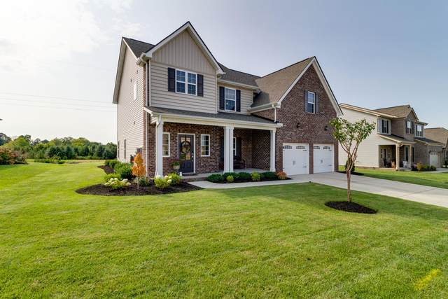 829 Kingfisher St, Maryville, TN 37801 (#1129425) :: Venture Real Estate Services, Inc.