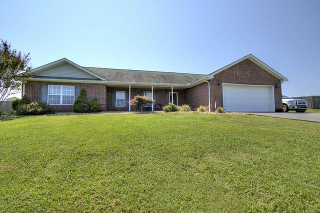 1842 Pheasant Crossing Drive, Dandridge, TN 37725 (#1129428) :: Realty Executives