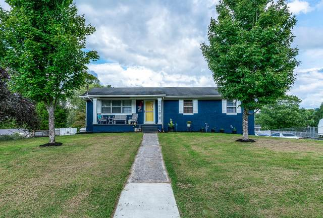 3416 N Fountaincrest Drive, Knoxville, TN 37918 (#1129441) :: The Cook Team