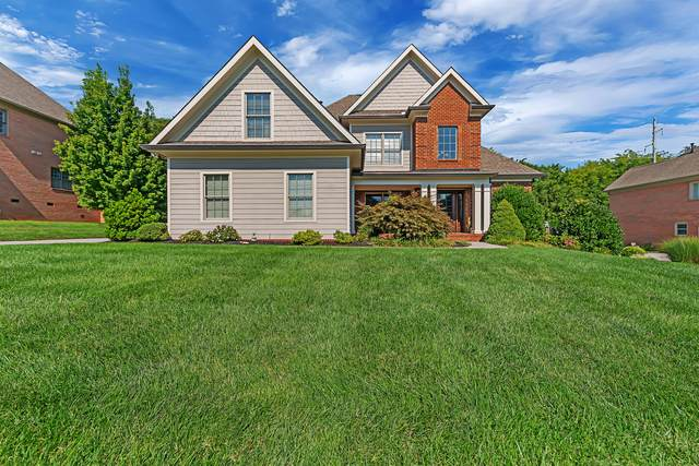 11854 Abners Ridge Drive, Knoxville, TN 37934 (#1129470) :: Realty Executives Associates