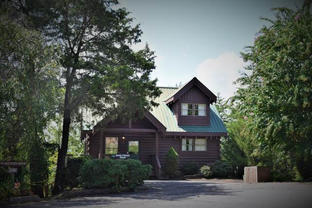 2316 Waterfall Way, Pigeon Forge, TN 37863 (#1129536) :: Venture Real Estate Services, Inc.
