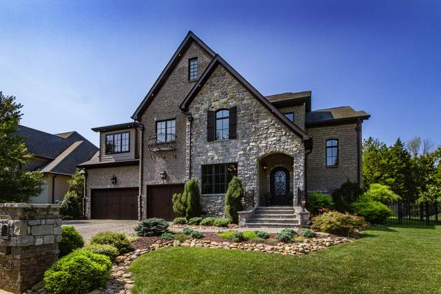 1609 Westland Lakes Way, Knoxville, TN 37922 (#1129562) :: Catrina Foster Group