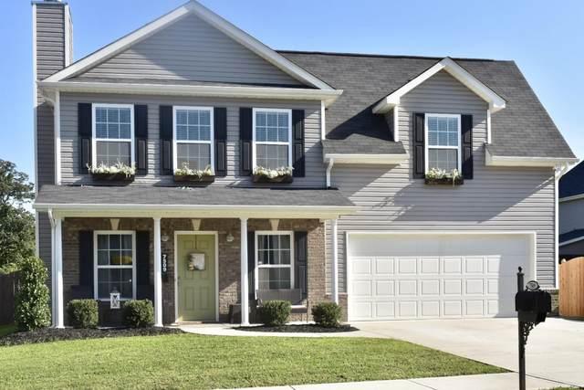 7509 Lucky Clover Lane, Knoxville, TN 37931 (#1129571) :: Realty Executives