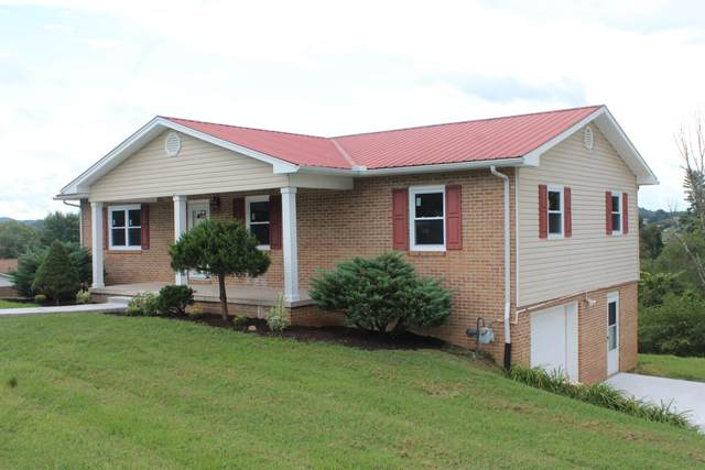156 Land Oak Drive, LaFollette, TN 37766 (#1129594) :: Realty Executives