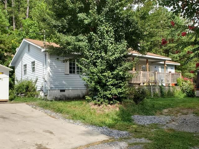 2749 Hatcher Mountain Rd, Sevierville, TN 37862 (#1129719) :: The Terrell Team