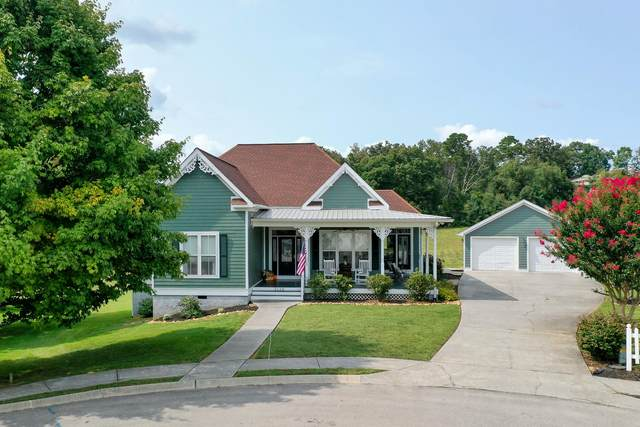 2125 Scarlet Rose Court, Maryville, TN 37801 (#1129749) :: Venture Real Estate Services, Inc.