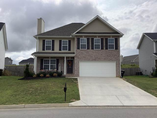 2722 Lucky Leaf Lane, Knoxville, TN 37924 (#1129763) :: Venture Real Estate Services, Inc.