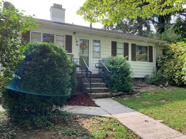 109 Georgia Ave, Oak Ridge, TN 37830 (#1129781) :: Shannon Foster Boline Group