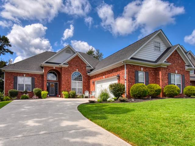 3809 Holly Berry Drive, Knoxville, TN 37938 (#1129863) :: The Sands Group