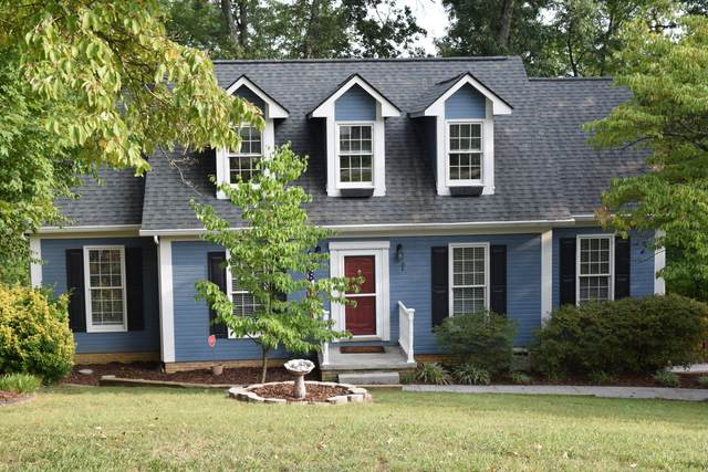5502 E. Sunset Rd, Knoxville, TN 37914 (#1129870) :: Catrina Foster Group