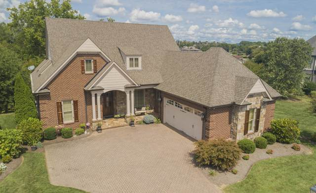 12209 Preston Landing Way, Knoxville, TN 37922 (#1129891) :: Billy Houston Group
