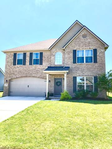 138 Beckwood Lane, Maryville, TN 37801 (#1129914) :: Realty Executives