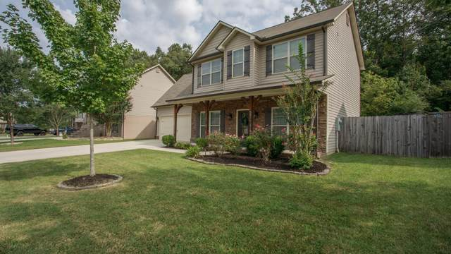 7156 Grizzly Creek Lane, Powell, TN 37849 (#1129943) :: The Cook Team