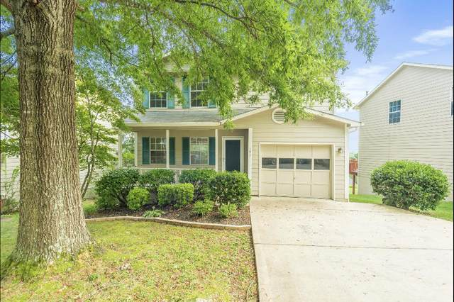 808 Olde Pioneer Tr Apt 195, Knoxville, TN 37923 (#1130033) :: Catrina Foster Group