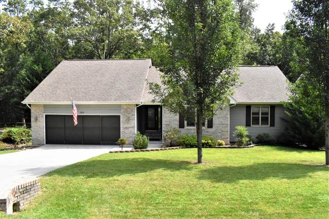 184 Canterbury Drive, Fairfield Glade, TN 38558 (#1130063) :: Venture Real Estate Services, Inc.