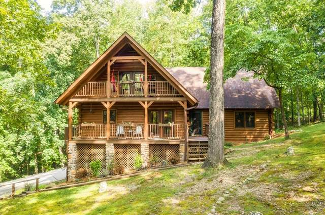 2744 W Gallaher Ferry Rd, Knoxville, TN 37932 (#1130077) :: Adam Wilson Realty
