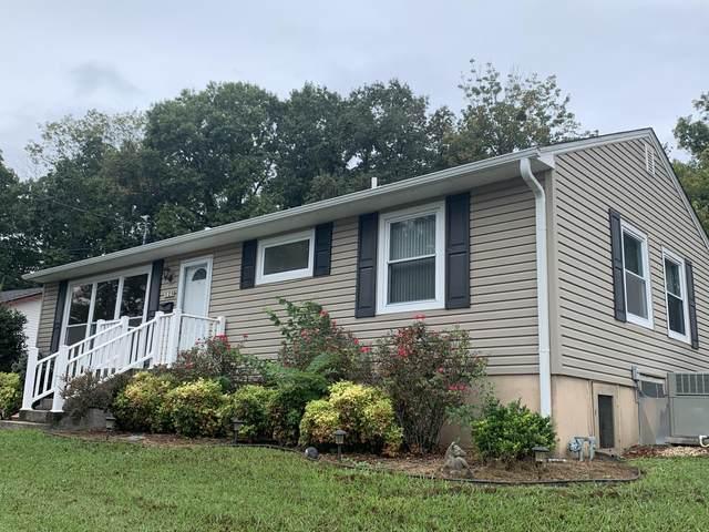 125 E Arrowwood Rd, Oak Ridge, TN 37830 (#1130078) :: Shannon Foster Boline Group
