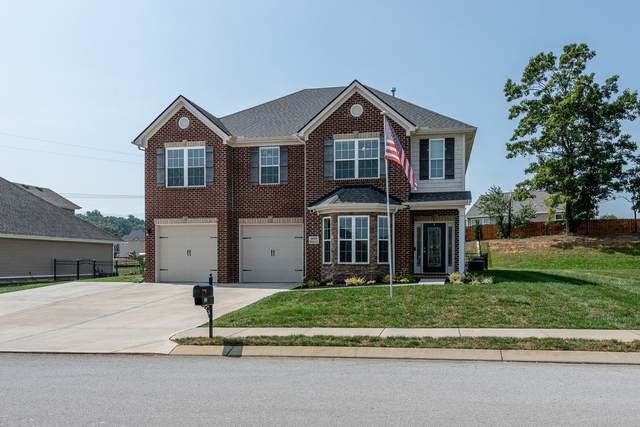 909 Brookwood Lane, Maryville, TN 37801 (#1130136) :: Venture Real Estate Services, Inc.