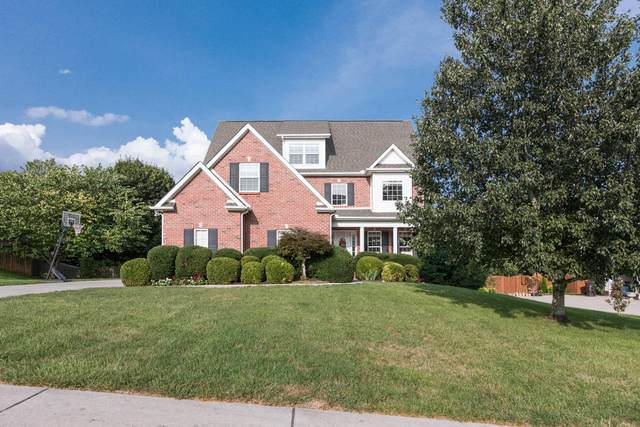 1210 Amber Glades Lane, Knoxville, TN 37922 (#1130139) :: Realty Executives