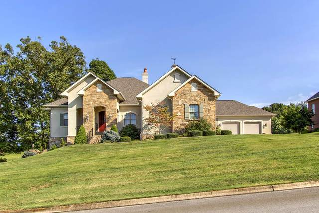 208 Eagle Circle, Vonore, TN 37885 (#1130165) :: Shannon Foster Boline Group