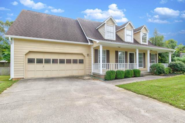 9816 Seattle Slew Lane, Knoxville, TN 37931 (#1130169) :: Realty Executives