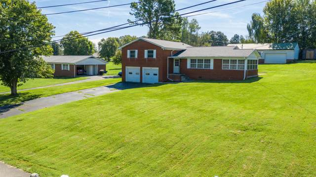 2736 Monte Vista Drive, Maryville, TN 37803 (#1130187) :: Realty Executives