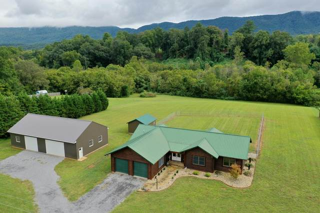 2630 Six Mile Rd, Maryville, TN 37803 (#1130200) :: Realty Executives