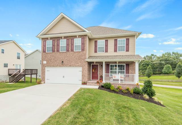2104 Indigo Wood Court, Knoxville, TN 37920 (#1130201) :: Shannon Foster Boline Group