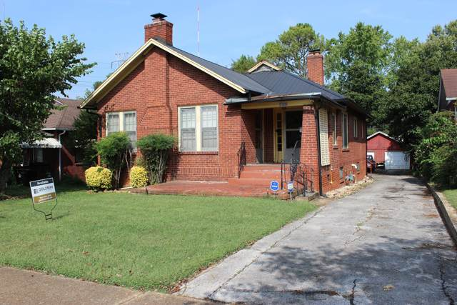 1925 Fairmont Blvd 2735 N, Knoxville, TN 37917 (#1130235) :: Shannon Foster Boline Group